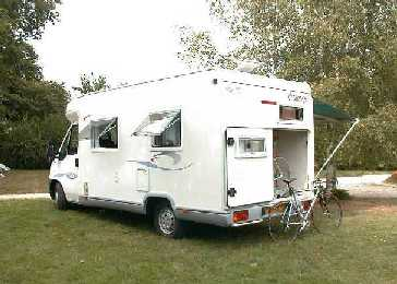 Location Camping Car Particulier France Charente Maritime Gironde
